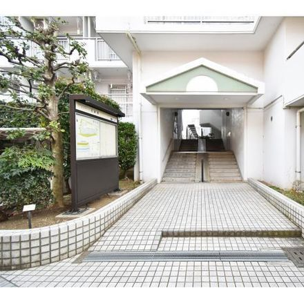 Rent this 1 bed apartment on (財)鉄道弘済会東京身体障害者福祉センター in Taito Bridge, Kita-Shinjuku 4-chome