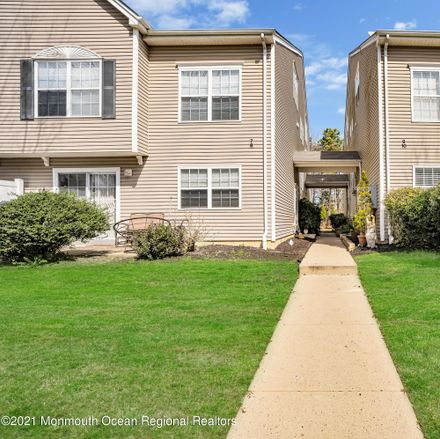 Rent this 3 bed townhouse on 9 Topeka Court in Tinton Falls, NJ 07712
