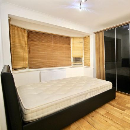 Rent this 1 bed room on St Mary's West Twyford in Brentmead Gardens, London NW10 7ED