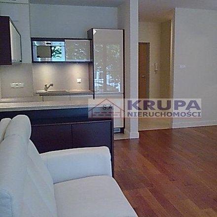 Rent this 2 bed apartment on Aleja Niepodległości 158 in 02-554 Warsaw, Poland