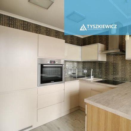 Rent this 2 bed apartment on Myśliwskie Wzgórze 5 in 80-283 Gdansk, Poland