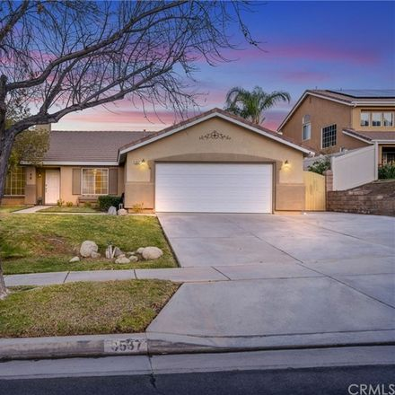 Rent this 3 bed house on 3537 Matisse Circle in Corona, CA 92882