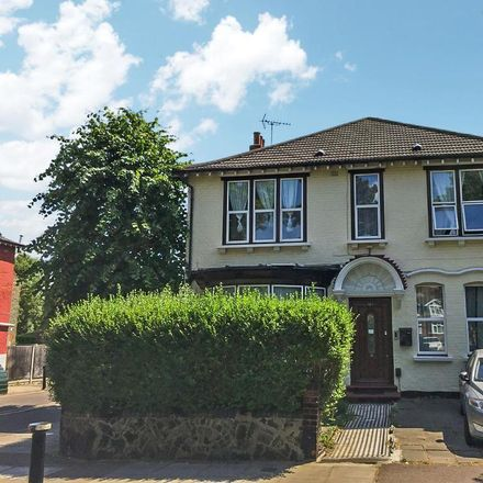 Rent this 1 bed house on Palmerston Road in London N22 8RE, United Kingdom