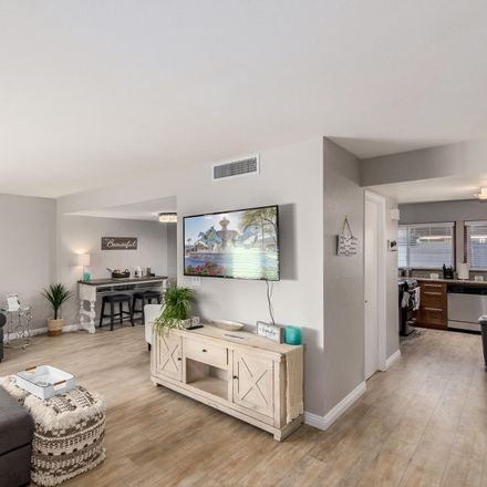 Rent this 3 bed townhouse on Entertainment District in 4289 North Miller Road, Scottsdale