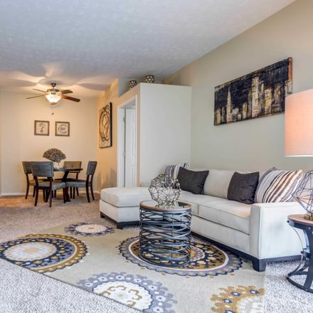 Rent this 1 bed apartment on 9598 Devers Place in Lawrence, IN 46216