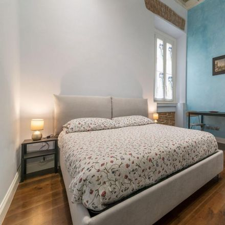 Rent this 1 bed apartment on Mini Market in Via delle Quattro Fontane, 00187 Rome RM