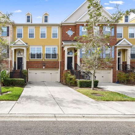 Rent this 4 bed townhouse on 4242 Studio Park Avenue in Jacksonville, FL 32216