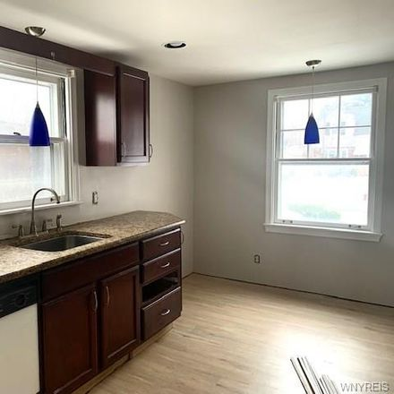 Rent this 3 bed apartment on 236 Lamont Drive in Grover Cleveland Terrace, NY 14226