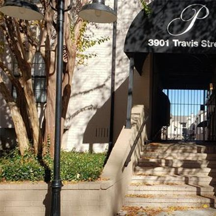 Rent this 1 bed condo on 3901 Travis Street in Dallas, TX 75204