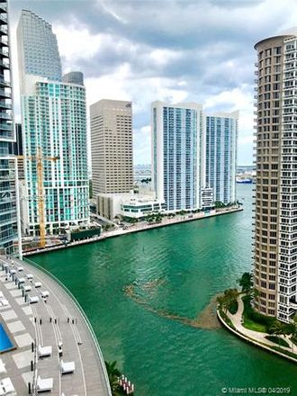 Rent this 2 bed condo on 495 Brickell Avenue in Miami, FL 33131
