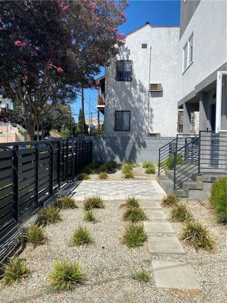 Rent this 3 bed apartment on 146 Rosemont Avenue in Los Angeles, CA 90026