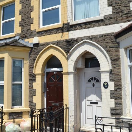 Rent this 0 bed apartment on Moy Road in Cardiff CF, United Kingdom