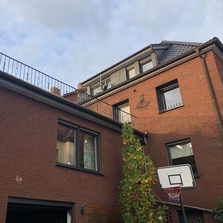 Rent this 2 bed apartment on Weberstraße 79 in 49084 Osnabrück, Germany