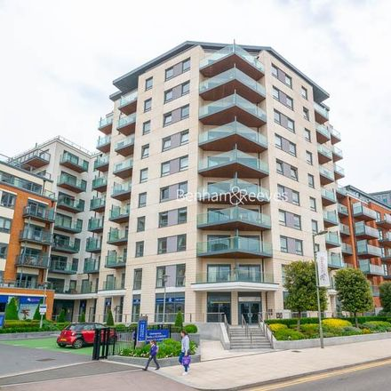Rent this 1 bed apartment on The Hyde Delivery Office (Royal Mail) in The Hyde, London NW9 6JR