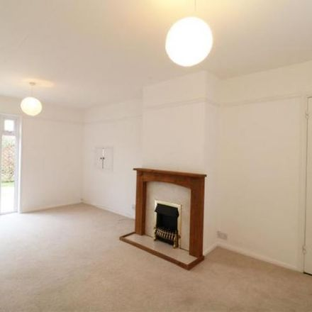 Rent this 3 bed house on Huntingdon Walk in Maidstone ME15 8BB, United Kingdom
