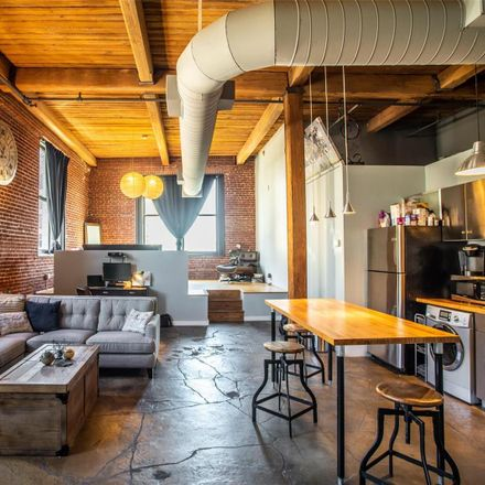 Rent this 1 bed loft on 507 North 13th Street in St. Louis, MO 63103