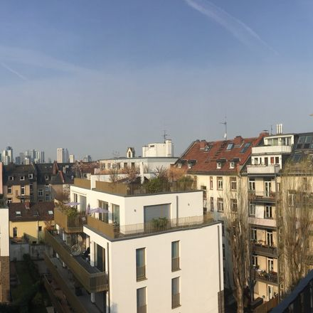 Rent this 3 bed apartment on Berger Straße 125-129 in 60385 Frankfurt, Germany