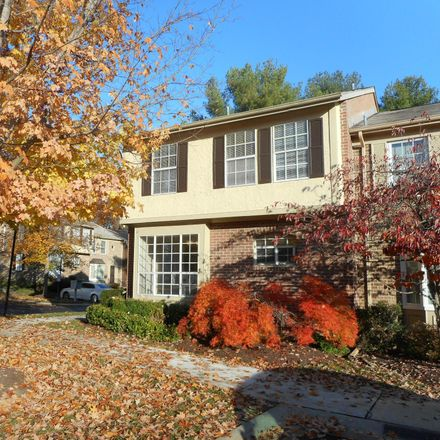 Rent this 3 bed townhouse on Dunsinane Ct in Silver Spring, MD