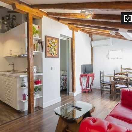 Rent this 1 bed apartment on Fray Alonso de Contreras in Plaza de San Ginés, 28013 Madrid