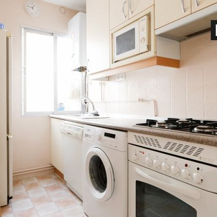Rent this 2 bed apartment on Calle de Pérez Ayuso in 28001 Madrid, Spain