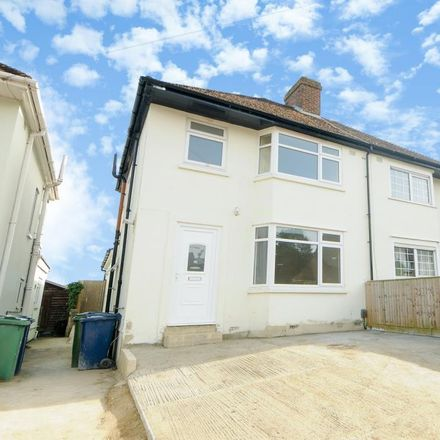 Rent this 1 bed room on 1 The Grates in Oxford, OX4 3LJ