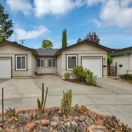 Rent this 2 bed house on 3197 Trinity Place in San Jose, CA 95124
