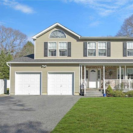Rent this 4 bed house on 1 Christmann Avenue in East Moriches, NY 11940