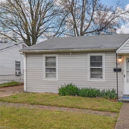 Rent this 3 bed house on 514 Marion Road in Hampton City, VA 23663