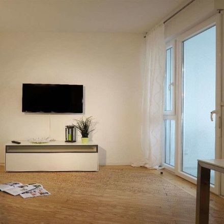 Rent this 1 bed apartment on Hessische Straße 64 in 68305 Mannheim, Germany