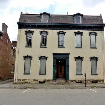 Rent this 1 bed apartment on West Church Street in Uniontown, PA 15401