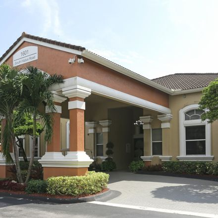 Rent this 2 bed apartment on 2810 North Commerce Parkway in Miramar, FL 33025