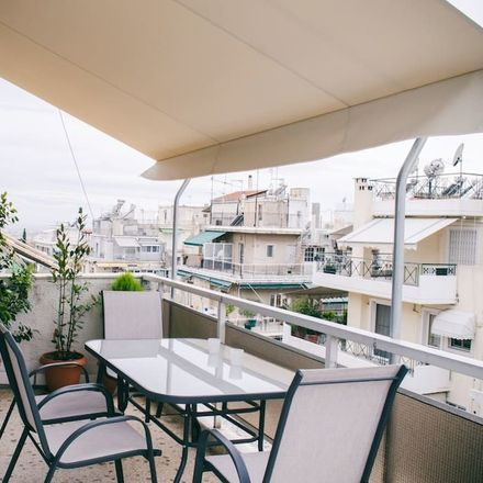 Rent this 1 bed apartment on Κρέσνας 20 in 113 63 Athens, Greece