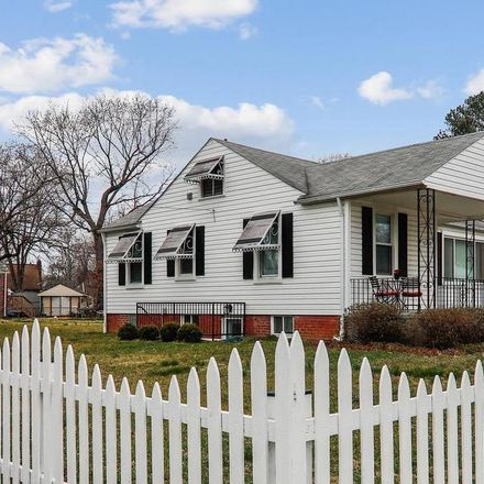 Rent this 4 bed house on 5600 36th Avenue in Hyattsville, MD 20782