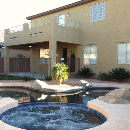 Rent this 5 bed house on 17660 West Marconi Avenue in Surprise, AZ 85388