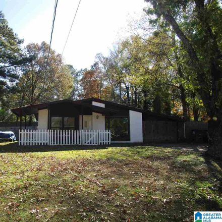 Rent this 3 bed house on 2129 Chapel Hill Road in Hoover, AL 35216