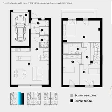 Rent this 4 bed house on Księdza Franciszka Trockiego 48 in 30-394 Krakow, Poland