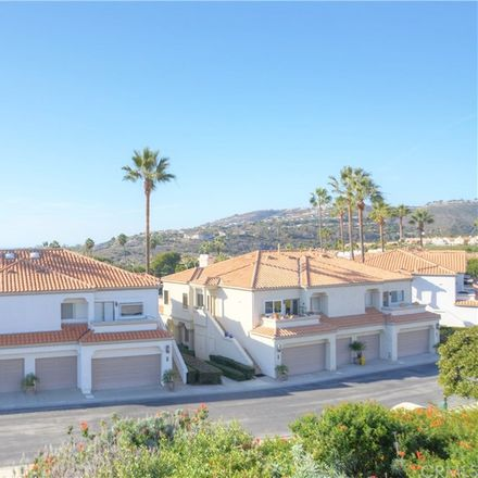 Rent this 2 bed condo on 37 Tennis Villas Drive in Dana Point, CA 92629