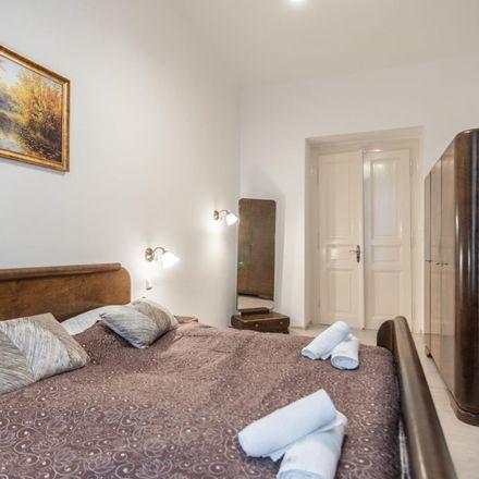 Rent this 1 bed apartment on Podlipného 833/16 in 180 00 Prague, Czech Republic