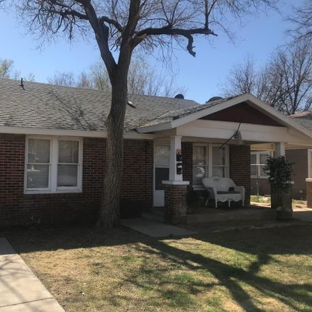 Rent this 1 bed duplex on 2117 15th Street in Lubbock, TX 79401