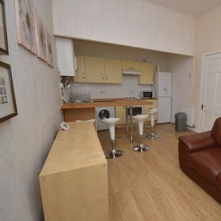 Rent this 1 bed apartment on 13 Stewart Terrace in City of Edinburgh, EH11 1TU