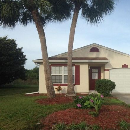 Rent this 3 bed house on 473 Ricold Terrace in Port Charlotte, FL 33954