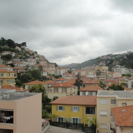 Rent this 1 bed apartment on Boulevard Carlone in Nice, France
