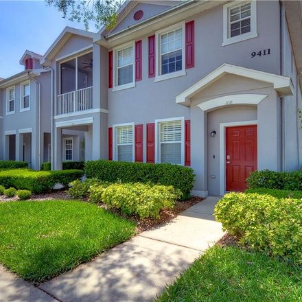 Rent this 2 bed townhouse on Cavendish Dr in Tampa, FL