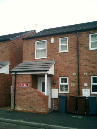 Rent this 2 bed house on Fairfax Street in Lincoln LN5 8NR, United Kingdom
