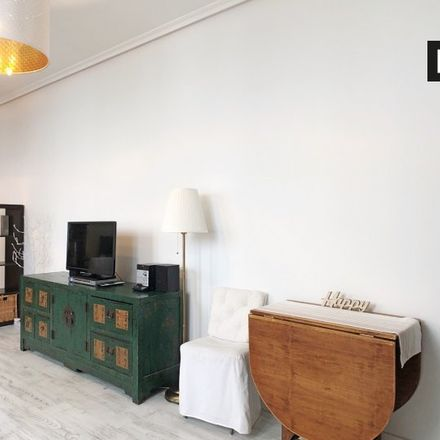 Rent this 1 bed apartment on Telefónica in Calle de Fuencarral, 28001 Madrid