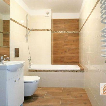 Rent this 3 bed apartment on Macieja Dębskiego 27 in 30-499 Krakow, Poland