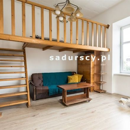 Rent this 2 bed apartment on Zakopiańska 114 in 30-435 Krakow, Poland