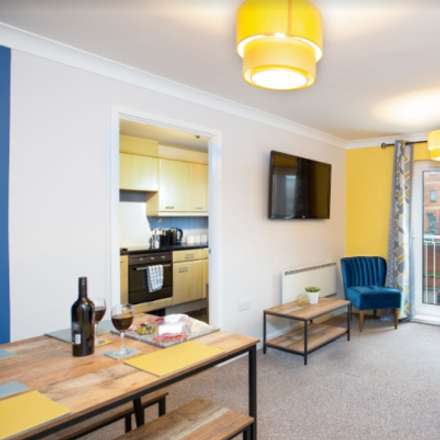Rent this 3 bed apartment on Soudrey Way in Cardiff, United Kingdom