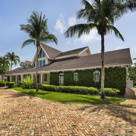 Rent this 6 bed house on 441 Ridge Road in Gables Estates, FL 33143