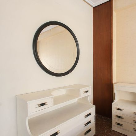 Rent this 3 bed apartment on Carrer de Salvador Sastre in 46007 Valencia, Spain